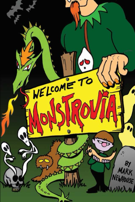 Monstrovia - front cover