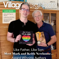 Like Father Like Son: NCG Team Interviewed for Villages Neighbor